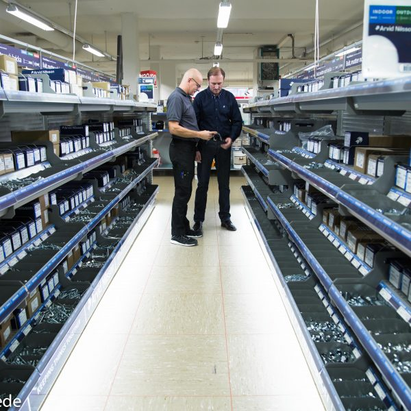 Arvid Nilsson Store System