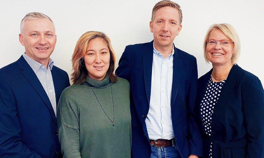 Arvid Nilsson företagsledning